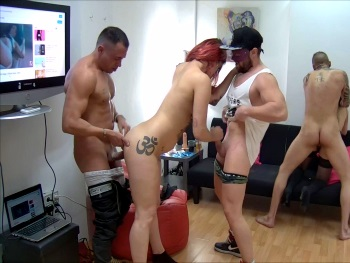 Fuck a pornstar!!! Melani and Lilith arrive to the party